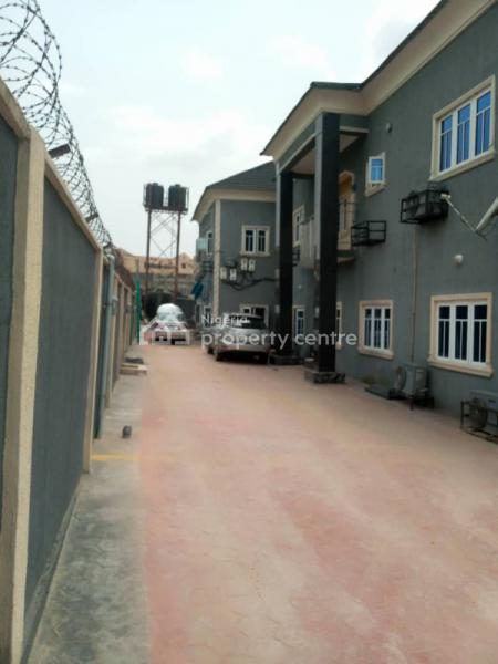 Lovely and Spacious 2bedroom Flat Apartment, Ifako, Gbagada, Lagos, Flat for Rent