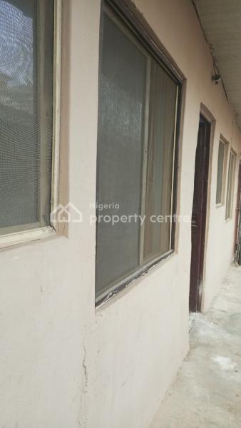 Nice Big Single Room Self Contained, Yaba, Lagos, Self Contained (single Rooms) for Rent
