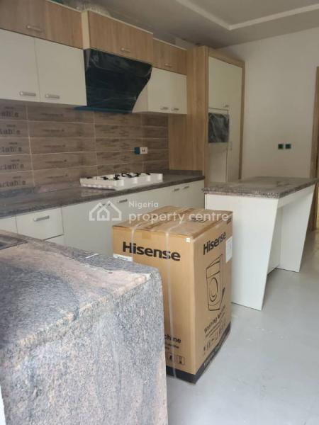 Brand New Fully Serviced 4 Bedroom Semi Detached Duplex, Victoria Bay Estate,by Chevron Toll Gate, Lekki Expressway, Lekki, Lagos, Semi-detached Duplex for Rent