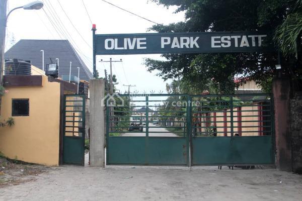 4 Bedrooms Semi Detached Duplex, Olive Park Estate, Sangotedo, Ajah, Lagos, Semi-detached Duplex for Sale