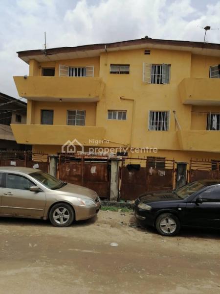 Block of 16 Flats, Off Adetola Road., Aguda, Surulere, Lagos, Block of Flats for Sale