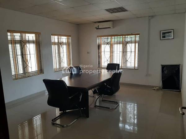 220sqm Open Plan Office Space. Ground Floor, Old Ikoyi, Ikoyi, Lagos, Office Space for Rent