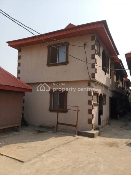a Portable Mini Flat with Necessary Facilities, Off Estate Road, Alapere, Ketu, Lagos, Mini Flat for Rent