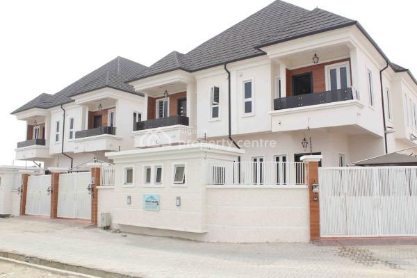 4 Bedroom Semi-detached Duplex, Orchid Road 2nd Toll Gate, Lekki Phase 2, Lekki, Lagos, Semi-detached Duplex for Sale
