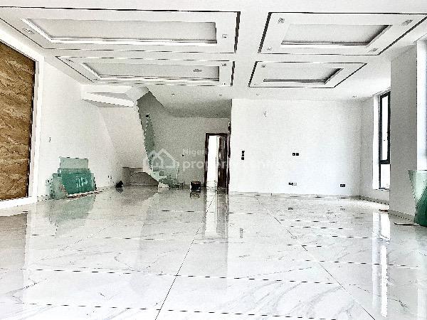 Luxury 5 Bedrooms +1room Bq Semi Detached Duplex, Osapa, Lekki, Lagos, Semi-detached Duplex for Sale