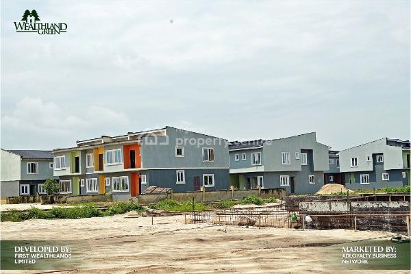Luxury 3 Bedroom Flat, Oribanwa, Lekki-ajah, Lekki, Lagos, House for Sale