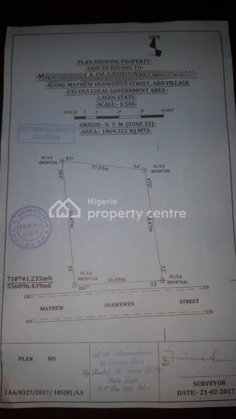 Excellent Land, Ologolo, Lekki, Lagos, Residential Land Joint Venture