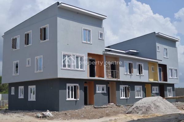 3 Bedroom Triplex, Oribanwa, Lekki-ajah, Lekki, Lagos, House for Sale