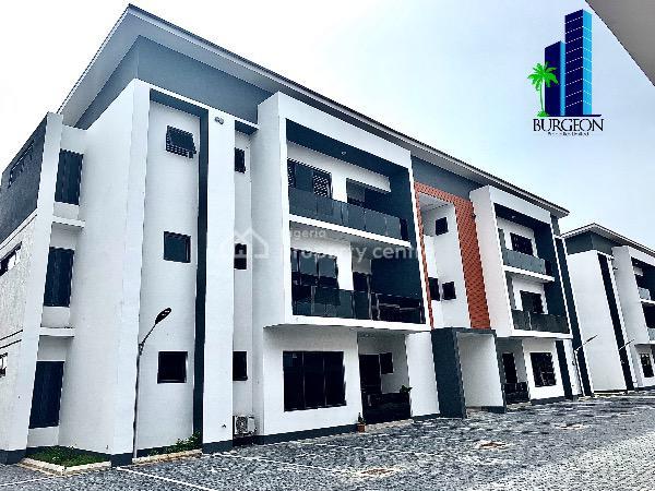 Luxury 3bedrooms +1bq Flat, Osapa/agungi Axis, Agungi, Lekki, Lagos, Flat for Rent