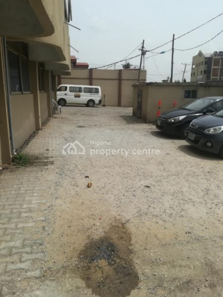 a 300sqm Open Space with 3 Toilets. Good for Warehouse, Church, Cbd, Alausa, Ikeja, Lagos, Office Space for Rent