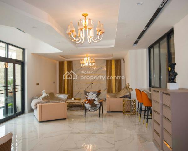 Luxury Five Bedrooms Townhouse, Banana Island, Ikoyi, Lagos, Terraced Duplex for Sale