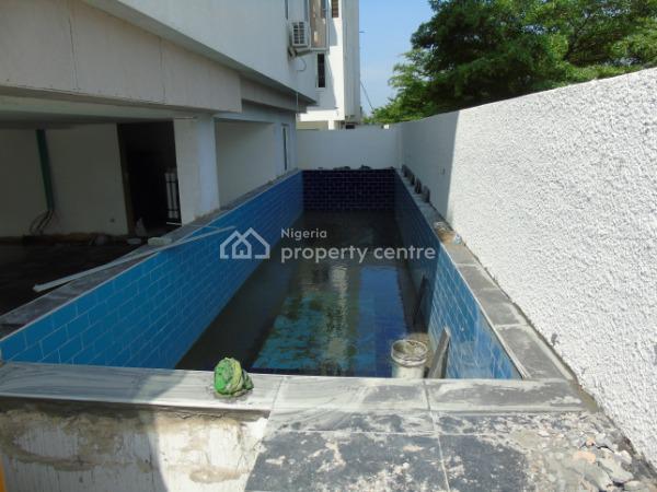 3 Bedroom Flat with a Room Bq, Banana Island, Ikoyi, Lagos, Flat for Sale