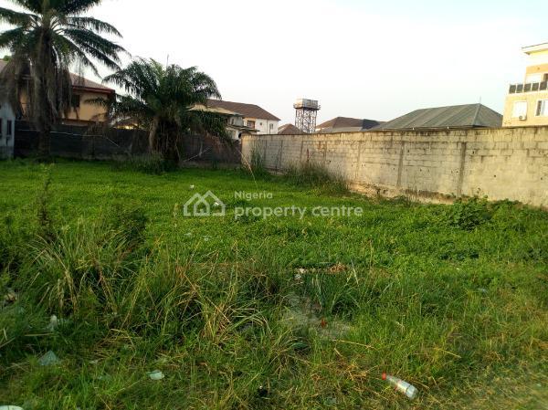 Plot of Land in Gated Estate, Gated Estate Off Agungi Road, Agungi, Lekki, Lagos, Residential Land for Sale