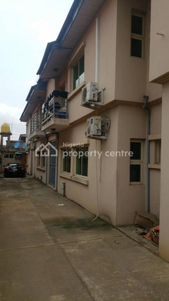 Block of Lovely 4 Nos of 3 Bedroom Flats and Boys Quarters, Olusosun, Oregun, Ikeja, Lagos, Block of Flats for Sale