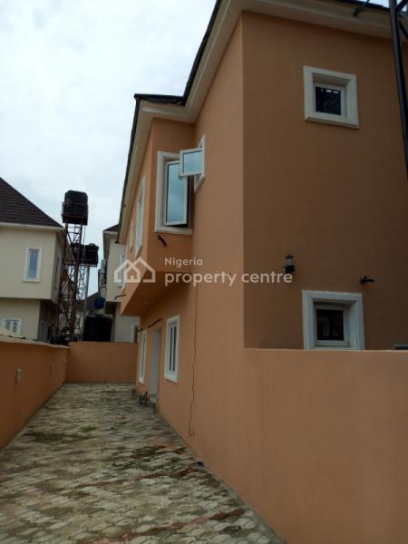 Newly Built 4 Bedroom Duplex, Gated Estate By 2nd Toll Gate, Lekki Expressway, Lekki, Lagos, Semi-detached Duplex for Rent