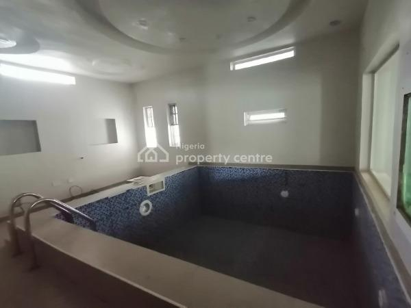 Tastefully Built Four Bedroom Detached House with Swimming Pool, Chevron, Lekki Phase 1, Lekki, Lagos, Detached Duplex for Sale
