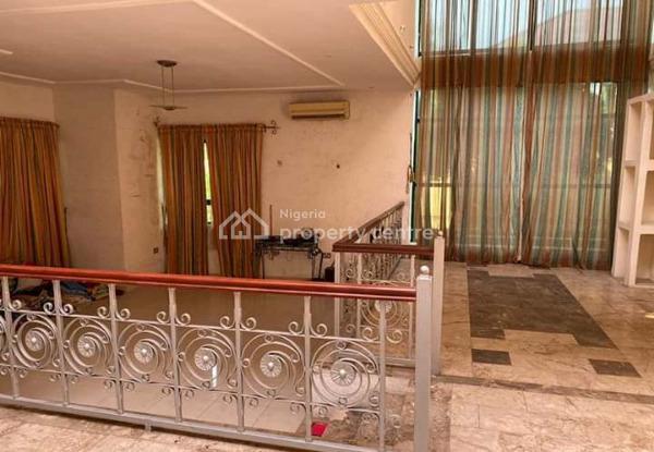 Tastefully Built 5 Bedroom Fully Detached House + 2rooms Bq, V.g.c Lekki, Vgc, Lekki, Lagos, Detached Duplex for Sale