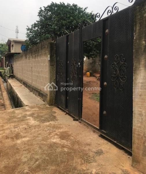 an Uncompleted Building on a Full Plot of Land, Off Powerline Omiyale, Cele, Isolo, Lagos, Block of Flats for Sale