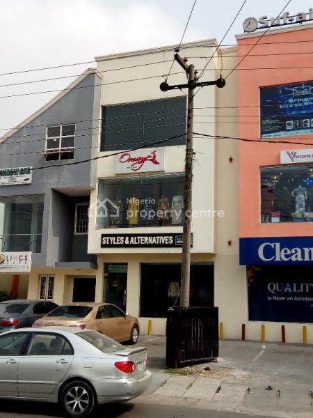25m2 Office/shop/commercial Space on 3rd Floor, Ogudu Road, Ogudu, Lagos, Commercial Property for Rent