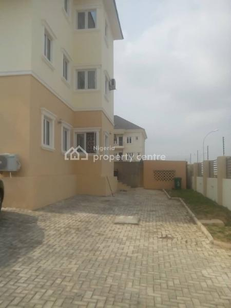 Nicely Finished 4 Bedroom Duplex with a Bq, Guzape, Guzape District, Abuja, House for Sale