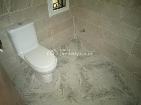 a Neat and Very Spacious Fully Serviced 4 Bedroom Dulplex, Osapa, Lekki, Lagos, Semi-detached Duplex for Rent