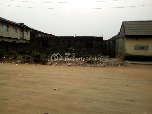 Standard Plot of Land Available, Igbo Oluwo Estate Jumofak B/stop, Jumofak, Ikorodu, Lagos, Residential Land for Sale