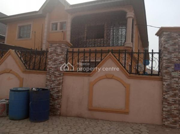4 Nos of 3 Bedroom Flat, Peace Estate, 20 Minutes Drive to Allen Roundabout, Allen, Ikeja, Lagos, Block of Flats for Sale