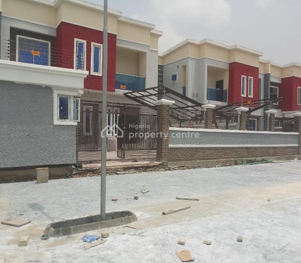 Top Notch Finished 4 Bedroom Fully Detached Duplex, Ikota, Lekki, Lagos, Detached Duplex for Sale