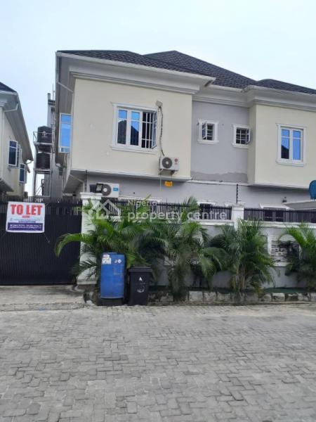 3 Bedroom Flat, Opposite Victory Park Estate, Osapa, Lekki, Lagos, Flat for Rent