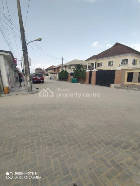 Very Dry One and a Half Plot in Beautiful Estate, Off Badore, Ajah, Lagos, Residential Land for Sale