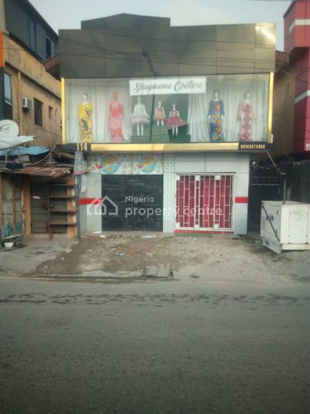 a Story Building, Off Akerele, Ogunlana, Surulere, Lagos, Detached Duplex for Sale