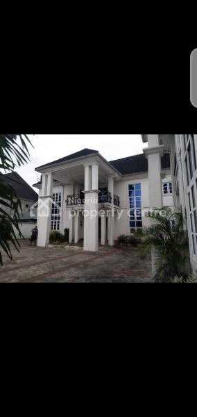 5bedroom Duplex with 3bedroom Bq on 2plots of Land, Odili Road Trans Amadi, Port Harcourt, Rivers, Detached Duplex for Sale