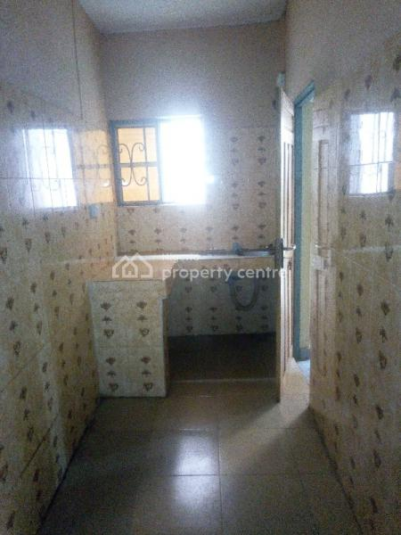 Standard Mini Flat in an Estate, New Oko-oba, Agege, Lagos, Flat for Rent
