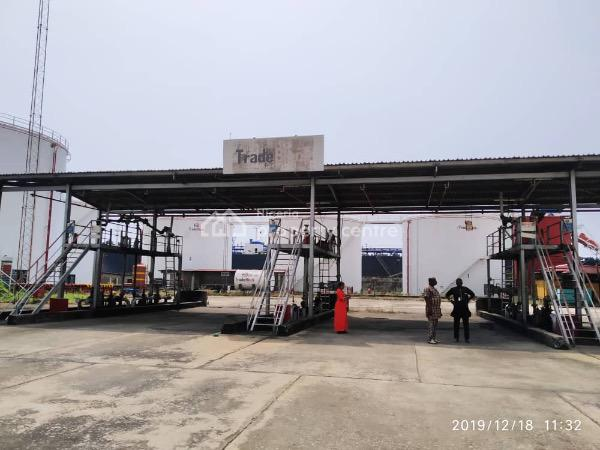 Tank Farm, Ibafon, Apapa, Apapa Wharf, Apapa, Lagos, Tank Farm for Sale