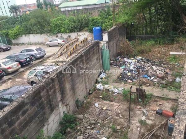 Mixed Used Land of 4000sqm Good for All Purpose. Nice Location, Adeniyi Jones By Allen Junction, Adeniyi Jones, Ikeja, Lagos, Commercial Land for Sale