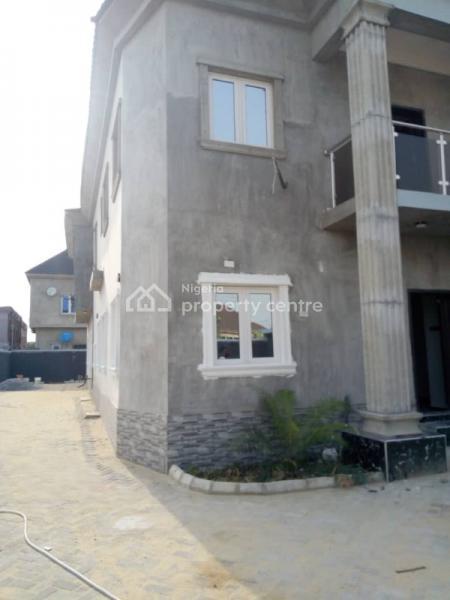 Newly Built 4bedroom Flat, Lekki Scheme 2, Ajiwe, Ajah, Lagos, Detached Duplex for Rent