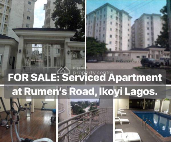 4 Bedroom Serviced Flat for Urgent, Old Ikoyi, Ikoyi, Lagos, Flat for Sale