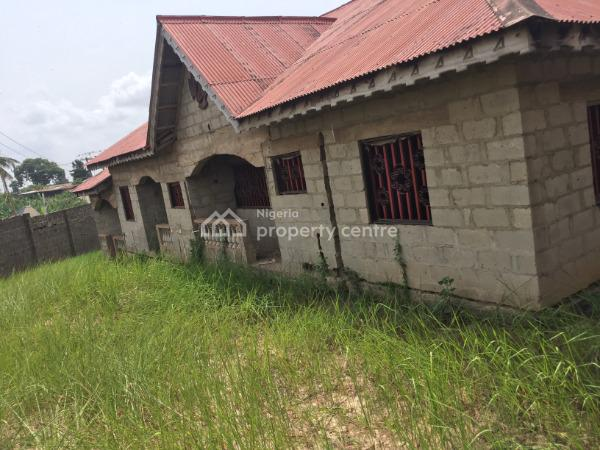Block of 6 Flats on 1300 Sqm of Land with C of O, Ebute, Ebute, Ikorodu, Lagos, Detached Bungalow for Sale