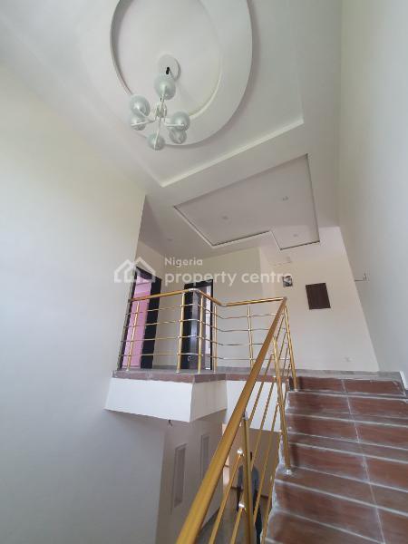 Luxury 5 Bedroom Smart Home, Chevron Toll, Lafiaji, Lekki, Lagos, Detached Duplex for Sale