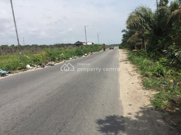54 Hectares of Land with Governors Consent, Ogombo Road Off Abraham Adesanya, Ogombo, Ajah, Lagos, Mixed-use Land for Sale