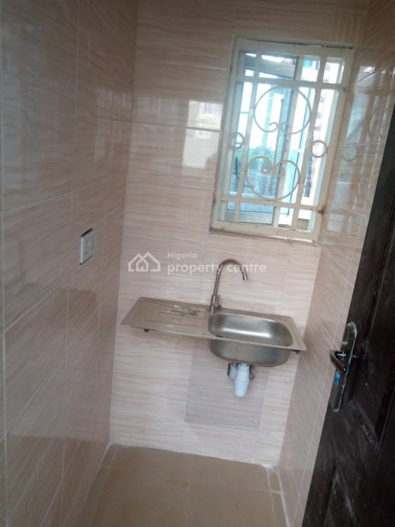Not Spacious Brand New Self Contained, F O 1, Kubwa, Abuja, Self Contained (single Rooms) for Rent
