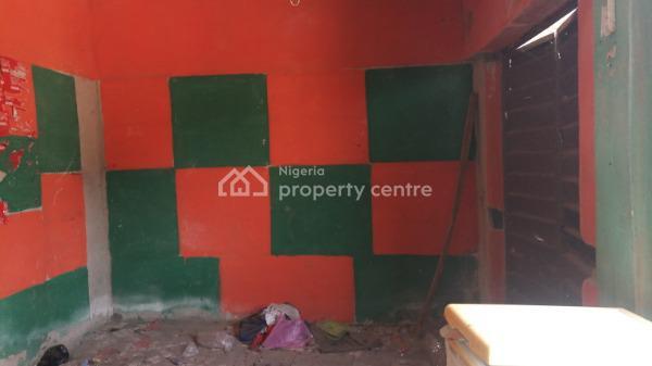 Nice Double Shop, Yaba, Lagos, Shop for Rent