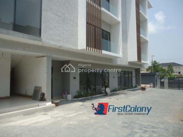 Contemporary 4 Bedroom Terraced Duplex with Excellent Facilities, Off Gerrard Road, Old Ikoyi, Ikoyi, Lagos, Terraced Duplex for Sale