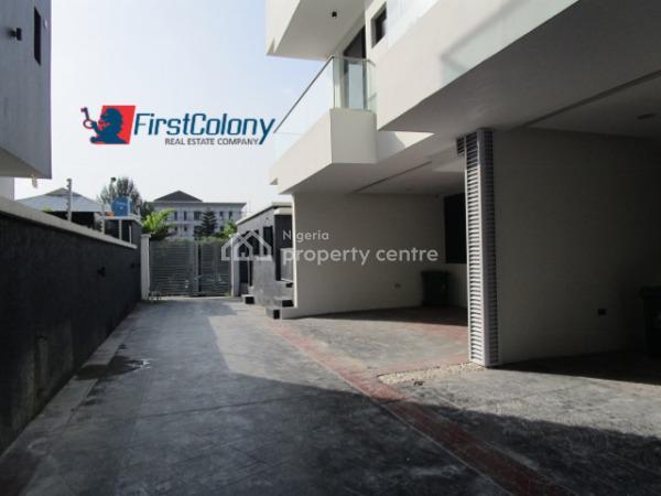 Newly Built Luxury 3 Bedroom Terraced Duplex, Residential Zone, Banana Island, Ikoyi, Lagos, Terraced Duplex for Sale