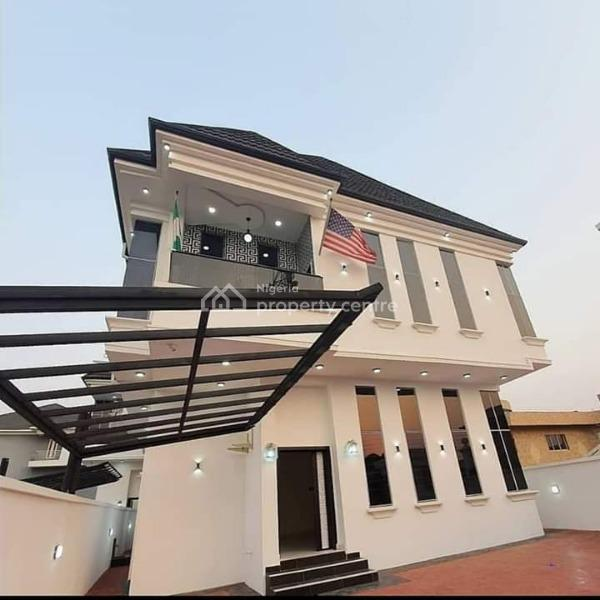 5 Bedroom Fully Detached Duplex, Osapa, Lekki, Lagos, Detached Duplex for Sale