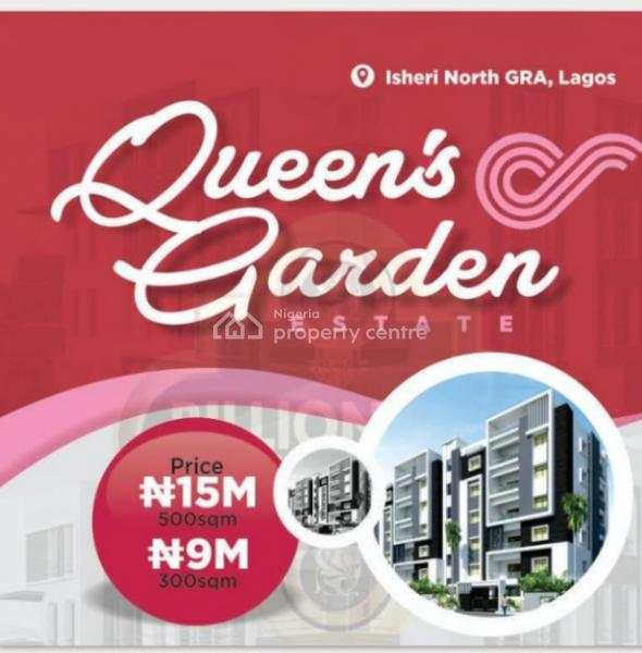 Plot of Land Within an Estate, Queens Garden, Opic, Isheri North, Lagos, Residential Land for Sale