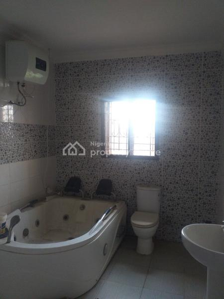 Spacious 4 Bedroom Duplex with Bq, Alone in The Compound, By Petrocam Fuel Station, Lekki Phase 1, Lekki, Lagos, Semi-detached Duplex for Rent