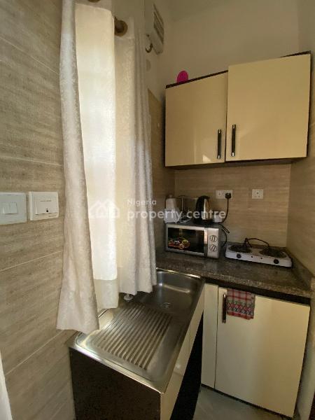 Furnished 1 Bedroom Apartment, Ikate Elegushi, Lekki, Lagos, Flat Short Let