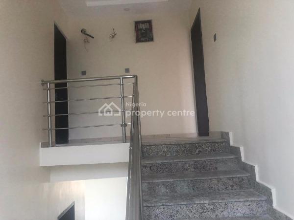 New and Well Finished 4 Bedroom Terraced Duplex with Bq, Adeniyi Jones, Ikeja, Lagos, Terraced Duplex for Sale