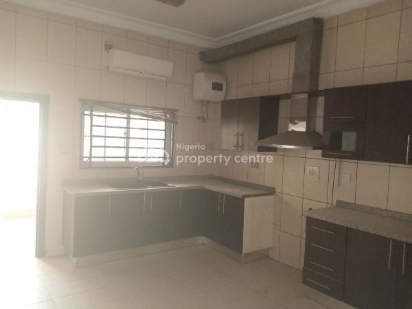 Luxuriously Finished 4 Bedroom Semi-detached Duplex with a Room Bq, Jabi, Abuja, Semi-detached Duplex for Rent